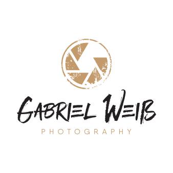 Gabriel Weiß Photography Logo Design