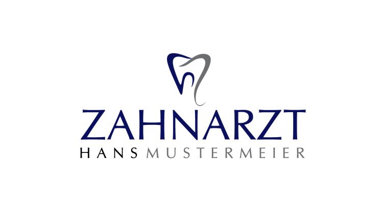 Hans Mustermeier Logo Design