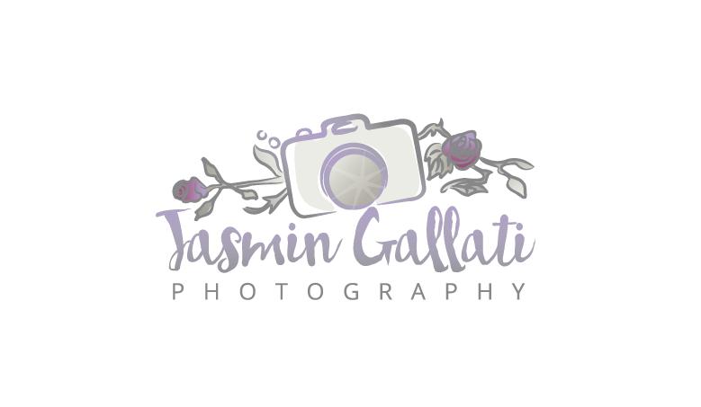 Jasmin Gallati Fotografen Logo Kamera