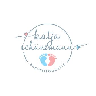 Logo Babyfotografen Katja Schünemann