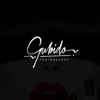 Logo Fotograf Gubido Photography