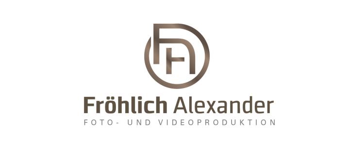 Logo Fotograf Initialen FA