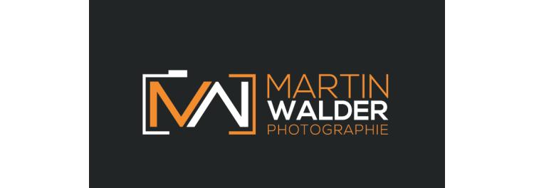 Logo Fotograf Initialen MW