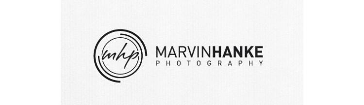 Logo Fotograf Initialen MarvinHanke