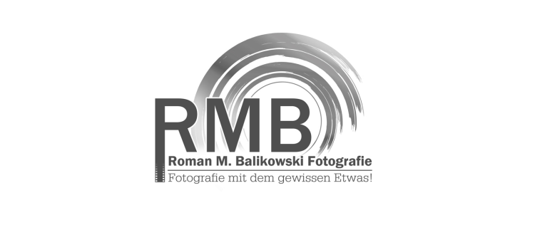 Logo Fotograf Initialen RMB