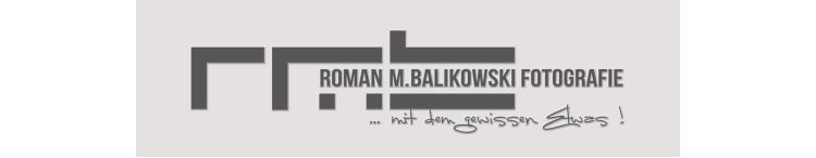 Logo Fotograf Initialen RMB Fotografie