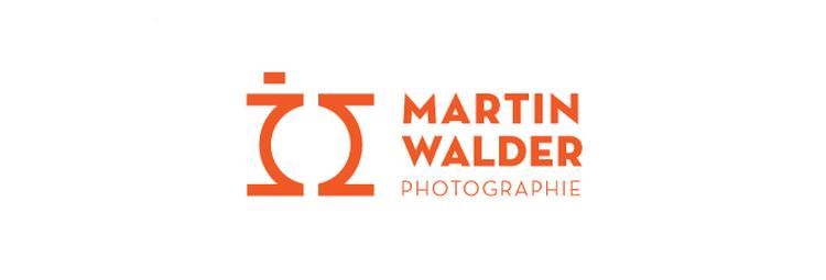 Logo Fotograf Initialen Walder