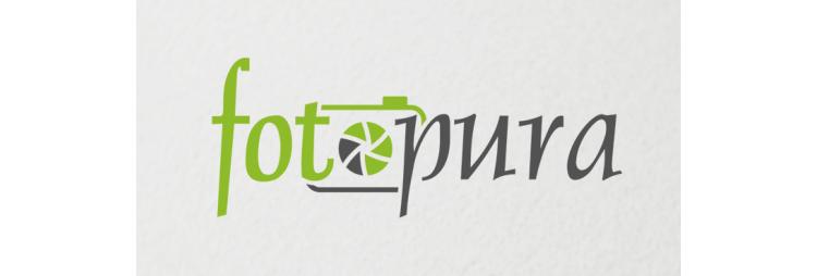 Logo Fotografie Kamera Fotopura