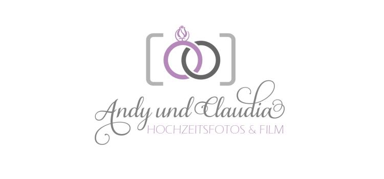 Logo Fotografie Kamera Hochzeitsfotografie