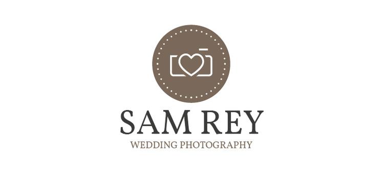 Logo Fotografie Kamera SamRey
