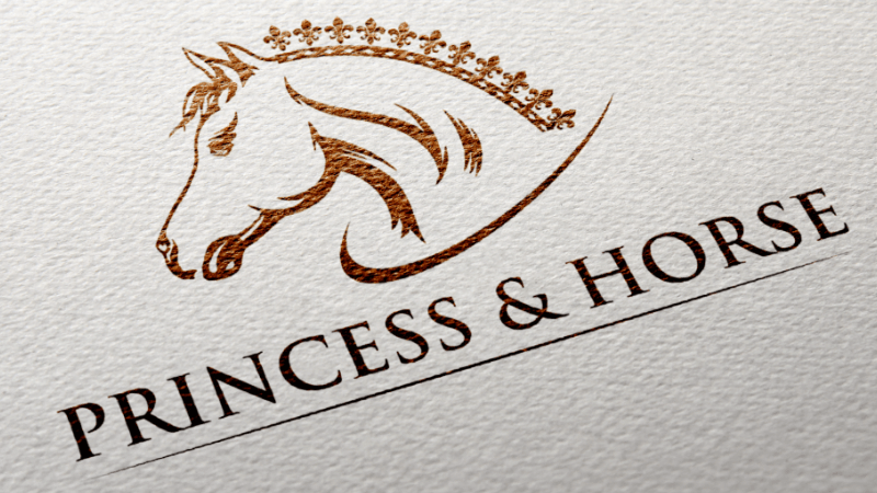 Logos für Pferde