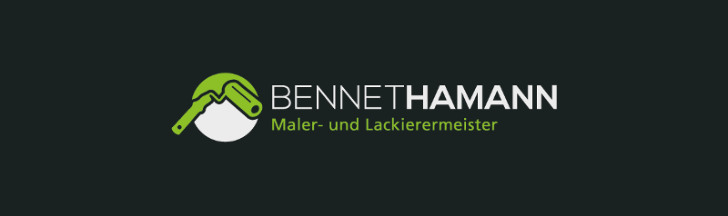 Maler Logo Design BennetHamann 258615