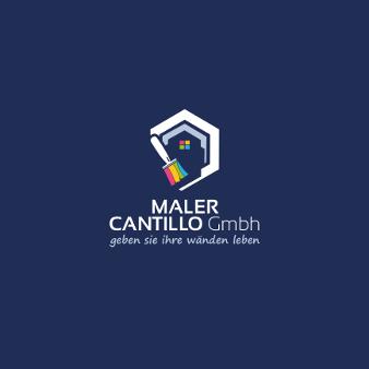 Maler Logo Design Maler Cantillo GmbH 521988