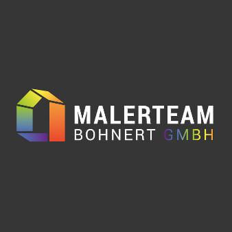 Maler Logo Design Malerteam Bohnert