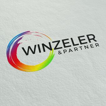 Maler Logo Design Winzeler Partner 913829
