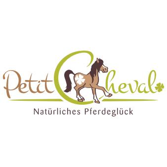 Pferdestall Petit Cheval sucht Logo