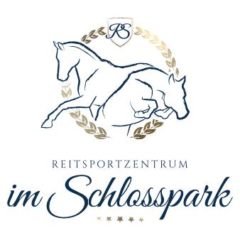 Reitsportzentrum im Schlosspark Logo-Design