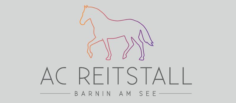 Reitstall AC Logo-Design