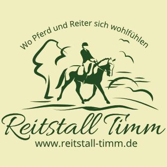 Reitstall Timm Logo-Design