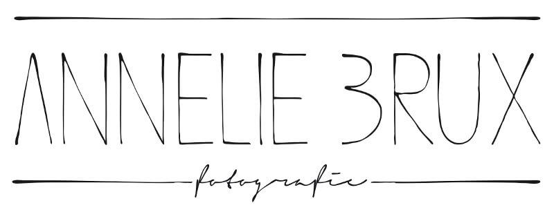 annelie brux fotografin Logo Design Wortmarke