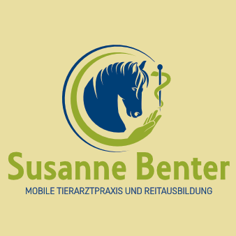 Reitausbildung Logo Tierarztpraxis Susanne Benter