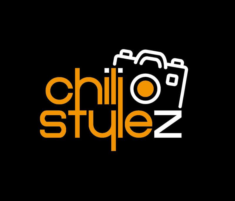chilistylez Fotograf Logo Design Kamera