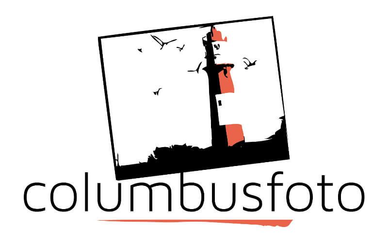 columbus foto Logo Design Fotograf