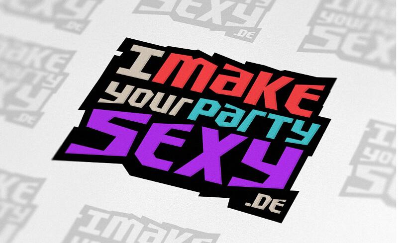 imakeyourpartysexy.de Logo Partyfotograf