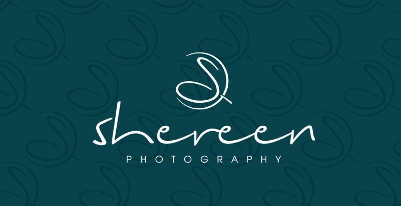 shereen Photography Logo Design