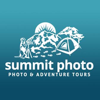 summit photo Outdoor Fotograf Logo Kamera