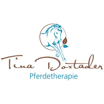 Pferd Therapie Logo-Design