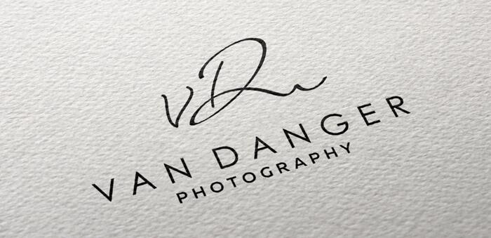 van Danger Photography Logo Fotograf
