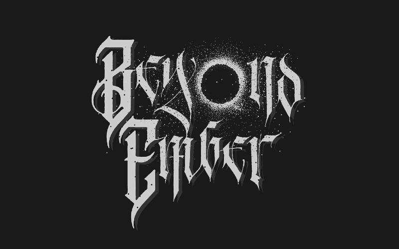 Band Logo Design Beispiel
