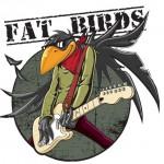 Band Logo-Design Fat Birds