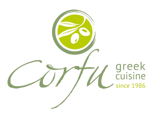 Corfu Restaurant Logo