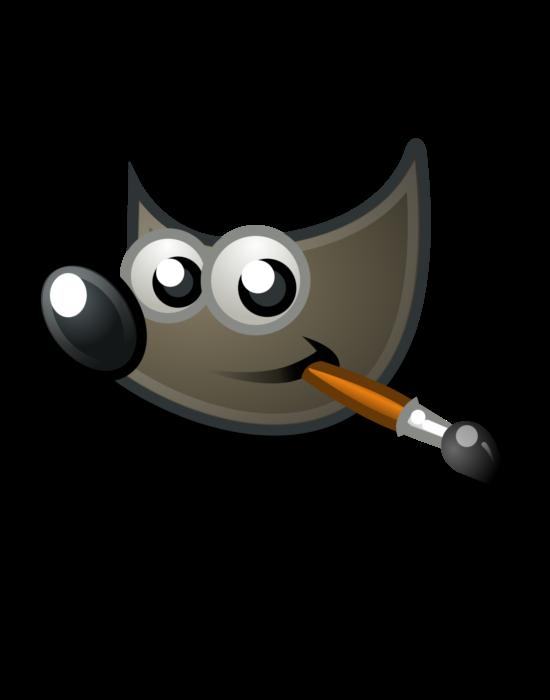GIMP Logo groß