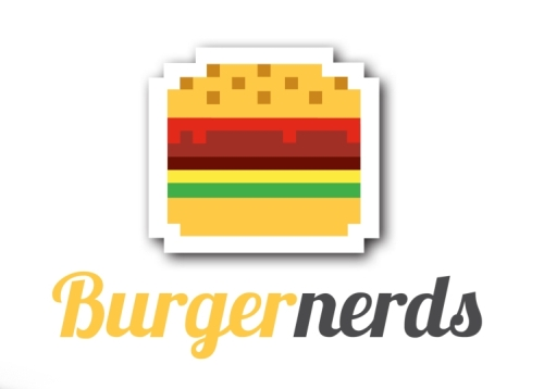 Logo Burger Nerds Restaurant