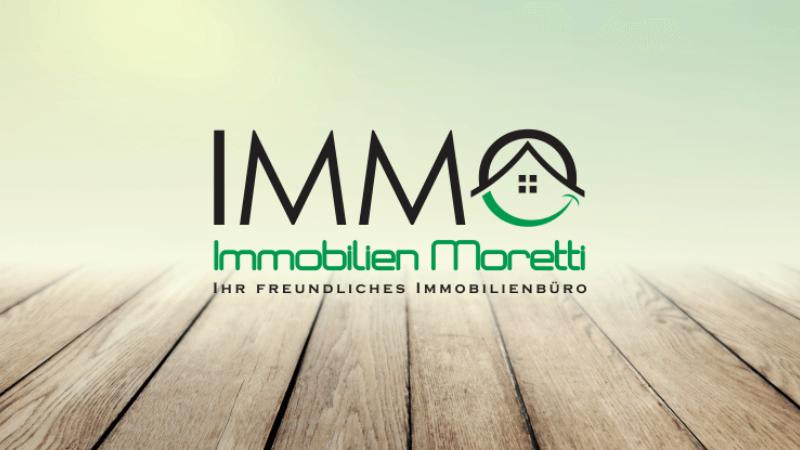 Logo-Design Immobilienfirma Moretti