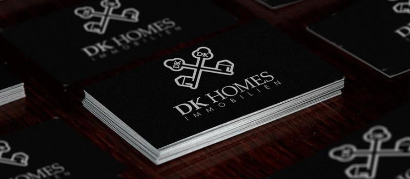 Logo-Design Immobilienmakler