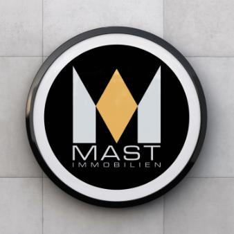 Logo-Design Immobilienunternehmen Mast Immobilien
