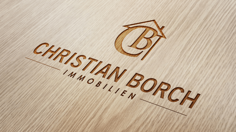 Logo Immobilienfirma Christian Borch