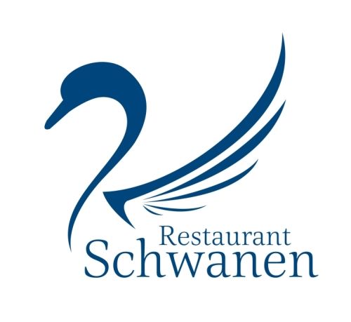 Restaurant Logo Schwanen