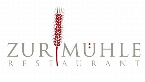 Restaurant Logo Zur Mühle