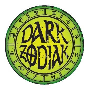 dark zodiak logo design