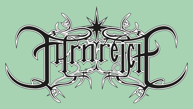logo metal band