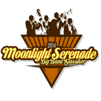 moonlight logo party band