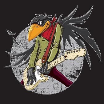 rockband vogel logo