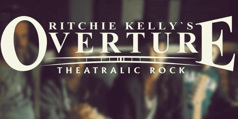 theater rock overture logo design