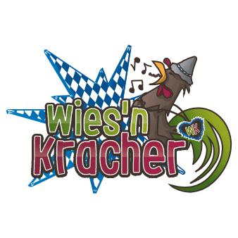 wiesn kracher logo band