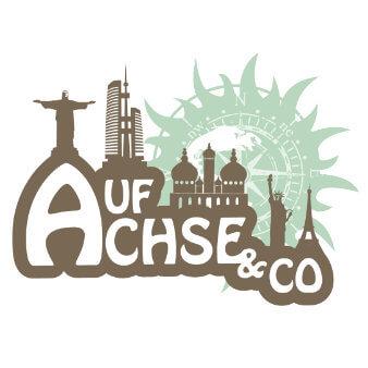 Auf Achse& Co Reiseblog Logo